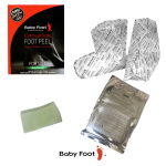 an image of fake baby foot product, picture 5 | foot rub